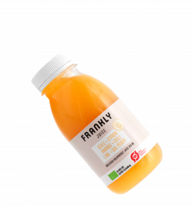 Frankly juice bottle - Gatsby